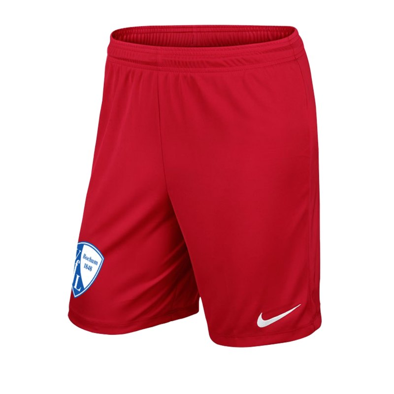 Nike VfL Bochum Short 3rd 20/21 Rot F657 - rot