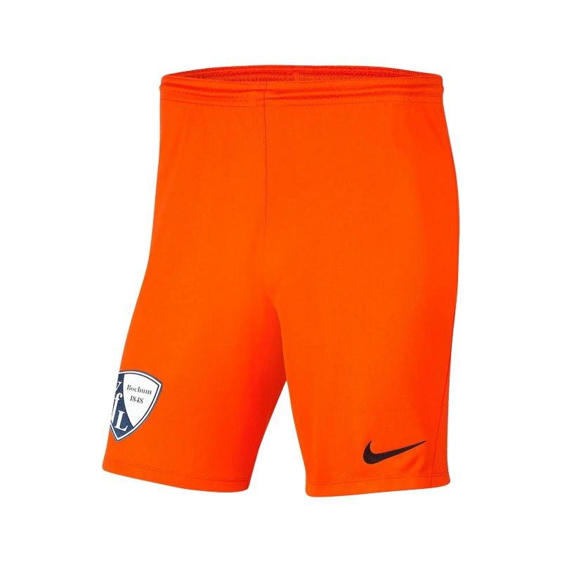 Nike VfL Bochum Torwartshort 21/22 Kids F819 - orange