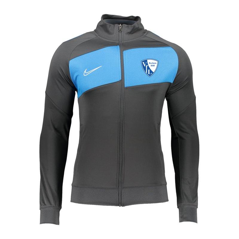 Nike VfL Bochum Trainingsjacke Kids Grau F069 - grau
