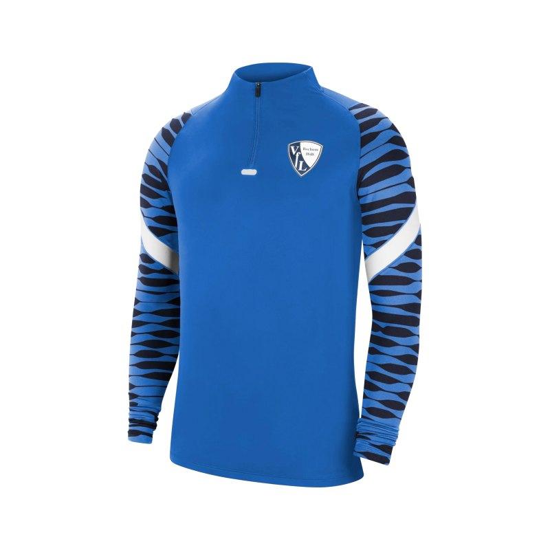 Nike VfL Bochum Drill Top Sweatshirt Blau F463 - blau