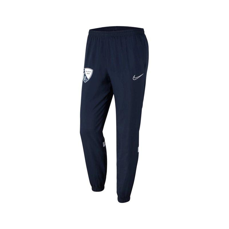 Nike VfL Bochum Trainingshose Woven Blau F451 - blau