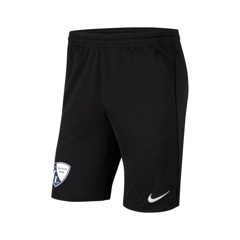 Nike VfL Bochum Short Schwarz F010 - schwarz