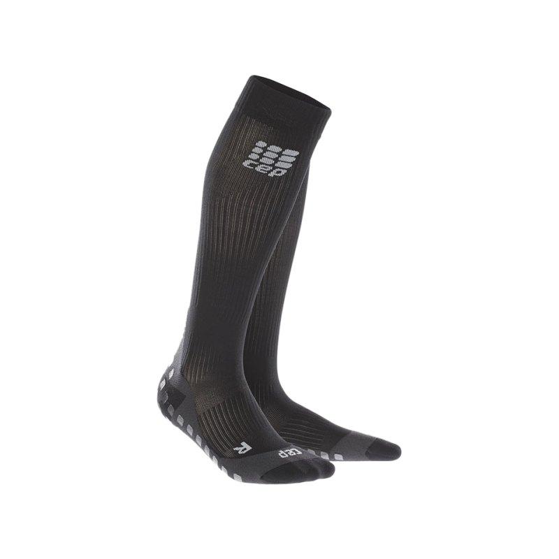 CEP Griptech Socks Socken Damen Schwarz - schwarz