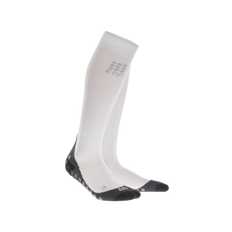 CEP Griptech Socks Socken Weiss - weiss