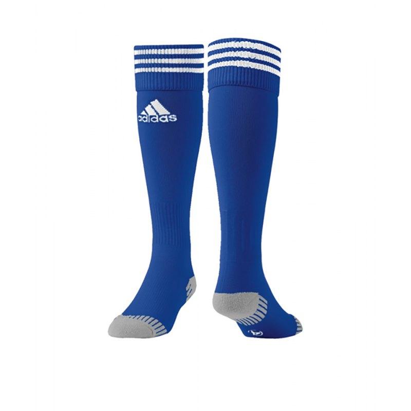 adidas Stutzenstrumpf Adisock 12 Blau - blau