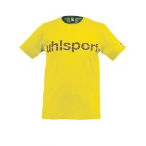 uhlsport-essential-promo-t-shirt-kids-gelb-f05-shortsleeve-kurzarm-shirt-baumwolle-rundhalsausschnitt-markentreue-1002106.png