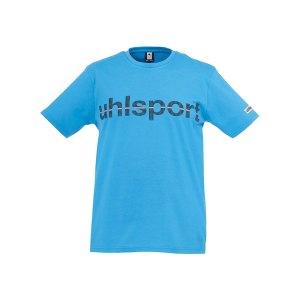 uhlsport-essential-promo-t-shirt-kids-hellblau-f07-shortsleeve-kurzarm-shirt-baumwolle-rundhalsausschnitt-markentreue-1002106.png