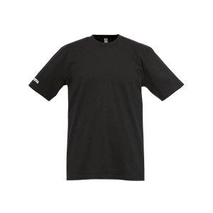 uhlsport-team-t-shirt-kids-schwarz-f01-shirt-shortsleeve-trainingsshirt-teamausstattung-verein-komfort-bewegungsfreiheit-1002108.png