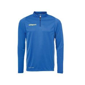 uhlsport-score-ziptop-sweatshirt-blau-gelb-f11-teamsport-mannschaft-oberteil-top-bekleidung-textil-sport-1002146.png
