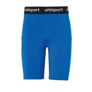 uhlsport-tight-short-hose-kurz-kids-blau-f03-1002207-underwear.png