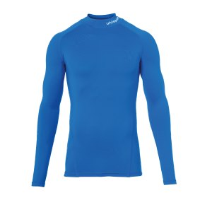 uhlsport-pro-baselayer-turtleneck-kids-blau-f03-underwear-langarm-1003069.png