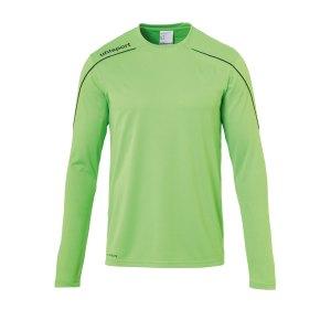 uhlsport-stream-22-trikot-langarm-gruen-schwarz-f06-fussball-teamsport-textil-trikots-1003478.png