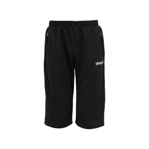 uhlsport-essential-short-knielang-kids-schwarz-f01-long-knees-short-sporthose-trainingshose-workout-teamswear-1005150.png