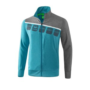 erima-5-c-praesentationsjacke-kids-blau-grau-fussball-teamsport-textil-jacken-1011906.png