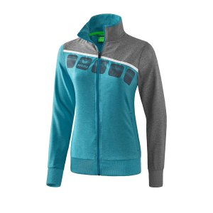 erima-5-c-praesentationsjacke-damen-blau-grau-fussball-teamsport-textil-jacken-1011915.png