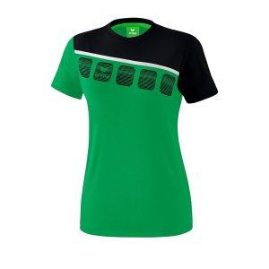 10124095-erima-5-c-t-shirt-damen-gruen-schwarz-1081915-fussball-teamsport-textil-t-shirts.png