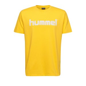 10124857-hummel-cotton-t-shirt-logo-gelb-f5001-203513-fussball-teamsport-textil-t-shirts.png