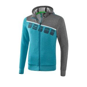 erima-5-c-trainingsjacke-mit-kapuze-blau-grau-fussball-teamsport-textil-jacken-1031906.png