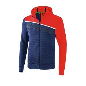 erima-5-c-trainingsjacke-mit-kapuze-blau-rot-fussball-teamsport-textil-jacken-1031907.png