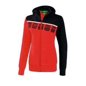 10124023-erima-5-c-trainingsjacke-kapuze-damen-rot-schwarz-1031911-fussball-teamsport-textil-jacken.png