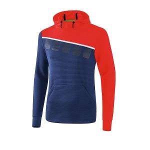 erima-5-c-kapuzensweat-kids-blau-rot-fussball-teamsport-textil-sweatshirts-1071907.png
