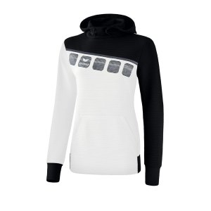 10124062-erima-5-c-kapuzensweat-damen-weiss-schwarz-1071912-fussball-teamsport-textil-sweatshirts.png