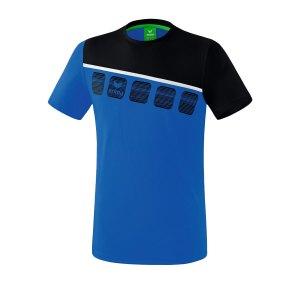 erima-5-c-t-shirt-kids-blau-schwarz-fussball-teamsport-textil-t-shirts-1081901.jpg