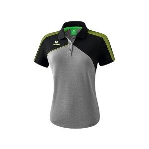 erima-premium-one-2-0-poloshirt-damen-grau-gruen-teamsport-vereinskleidung-mannschaftsausstattung-shortsleeve-1111814.png