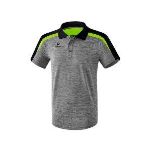 erima-liga-2-0-poloshirt-grau-schwarz-gruen-teamsport-vereinskleidung-shortsleeve-kurzarm-1111827.jpg