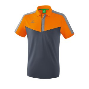 erima-squad-poloshirt-orange-grau-teamsport-1112015.png