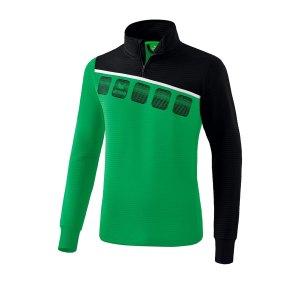 10124167-erima-5-c-trainingstop-gruen-schwarz-1261905-fussball-teamsport-textil-sweatshirts.png
