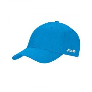 jako-classic-cap-blau-f89-teamswear-training-kappe-sport-fussball-kopfbedeckung-1298.png