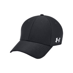 under-armour-blank-blitzing-kappe-schwarz-f001-1325823-laufbekleidung_front.png