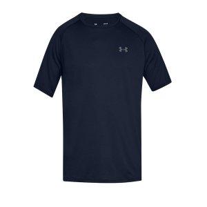 under-armour-tech-tee-t-shirt-blau-f408-fussball-textilien-t-shirts-1326413.jpg