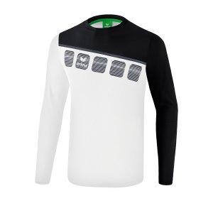 10124180-erima-5-c-longsleeve-kids-weiss-schwarz-1331903-fussball-teamsport-textil-sweatshirts.png