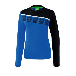 10124194-erima-5-c-longsleeve-damen-blau-schwarz-1331910-fussball-teamsport-textil-sweatshirts.png