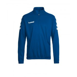 hummel-core-1-2-zip-trainingstop-kids-blau-f7045-equipment-mannschaftausruestung-teamport-spielermode-trainingspulli-136895.png