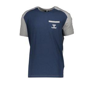 hummel-flint-t-shirt-kurzarm-blau-grau-f8744-fussball-teamsport-textil-t-shirts-200444.png