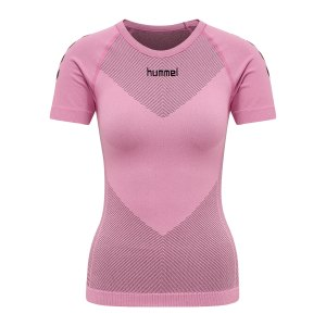 hummel-first-seamless-t-shirt-damen-pink-f3257-202644-teamsport_front.png