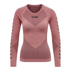 hummel-first-seamless-longsleeve-damen-rosa-f4337-202645-teamsport_front.png