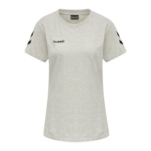 hummel-cotton-t-shirt-damen-beige-f9158-203440-teamsport_front.png