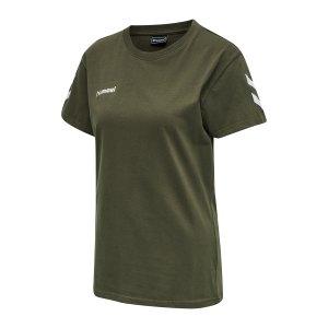 hummel-cotton-t-shirt-damen-gruen-f6084-203440-teamsport_front.png