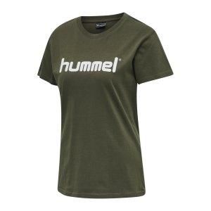 hummel-cotton-t-shirt-logo-damen-gruen-f6084-203518-teamsport_front.png