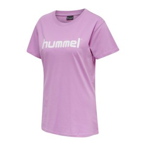 hummel-cotton-t-shirt-logo-damen-lila-f3415-203518-teamsport_front.png