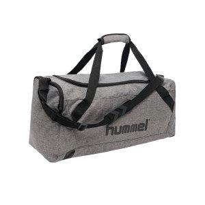 hummel-core-bag-sporttasche-grau-f2006-gr-m-equipment-taschen-204012.png