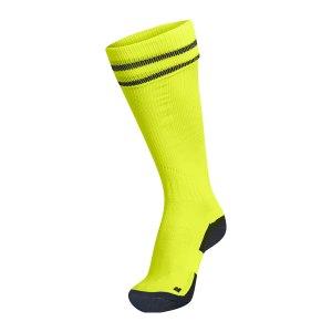 hummel-element-football-sock-socken-gelb-f6102-204046-teamsport_front.png