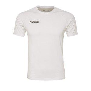 10124930-hummel-first-performance-kurzarmshirt-weiss-f9001-204500-underwear-kurzarm.png