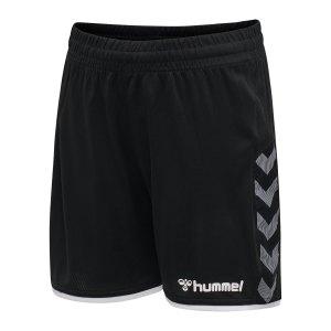 hummel-authentic-poly-short-kids-schwarz-f2114-204925-teamsport_front.png