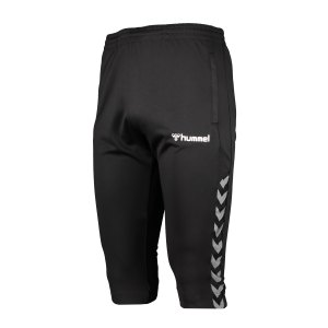 hummel-authentic-3-4-hose-schwarz-f2114-205371-teamsport_front.png