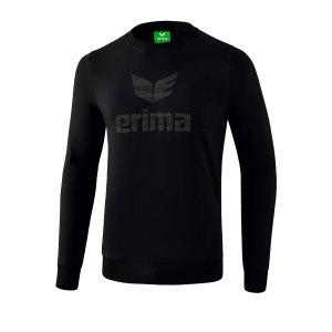 erima-essential-sweatshirt-kids-schwarz-grau-fussball-teamsport-textil-sweatshirts-2071915.png